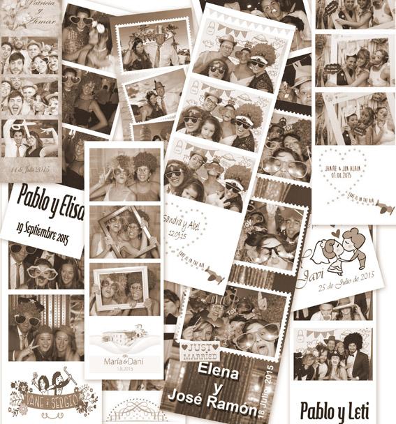 Fotomaton para bodas alquiler de fotomaton fotomaton eventos asturias ovido gijon aviles cantabria bilbao leon Sanander